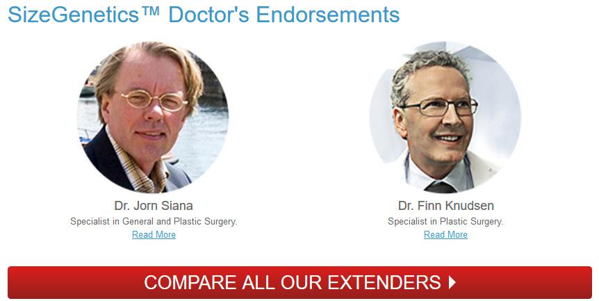 dr endorsements