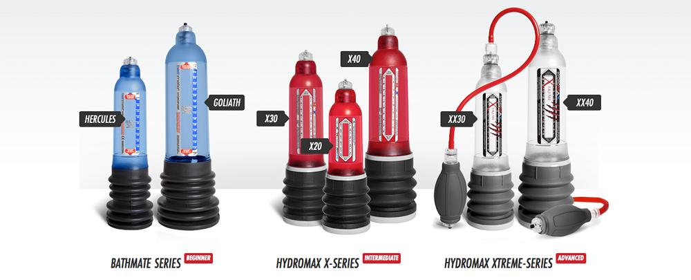 hydromax x series