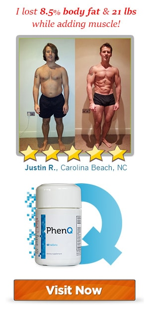 phenq before and after results