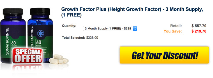 Where To Buy Growth Factor Plus