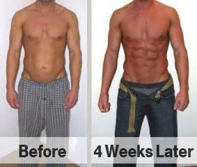 Spartagen XT Before & After