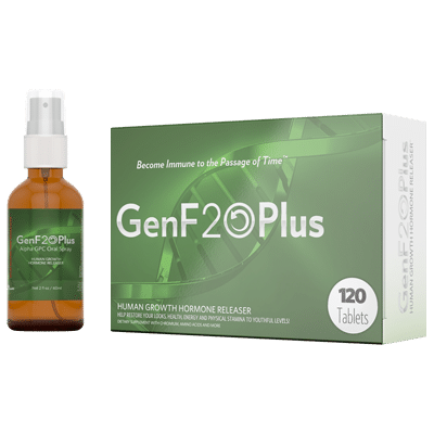 HGH Spray GenF20 Plus