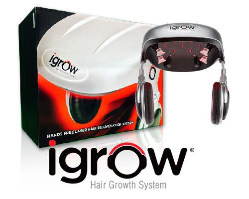 iGrow hair growth system