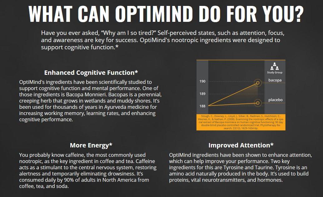 nootropic benefits
