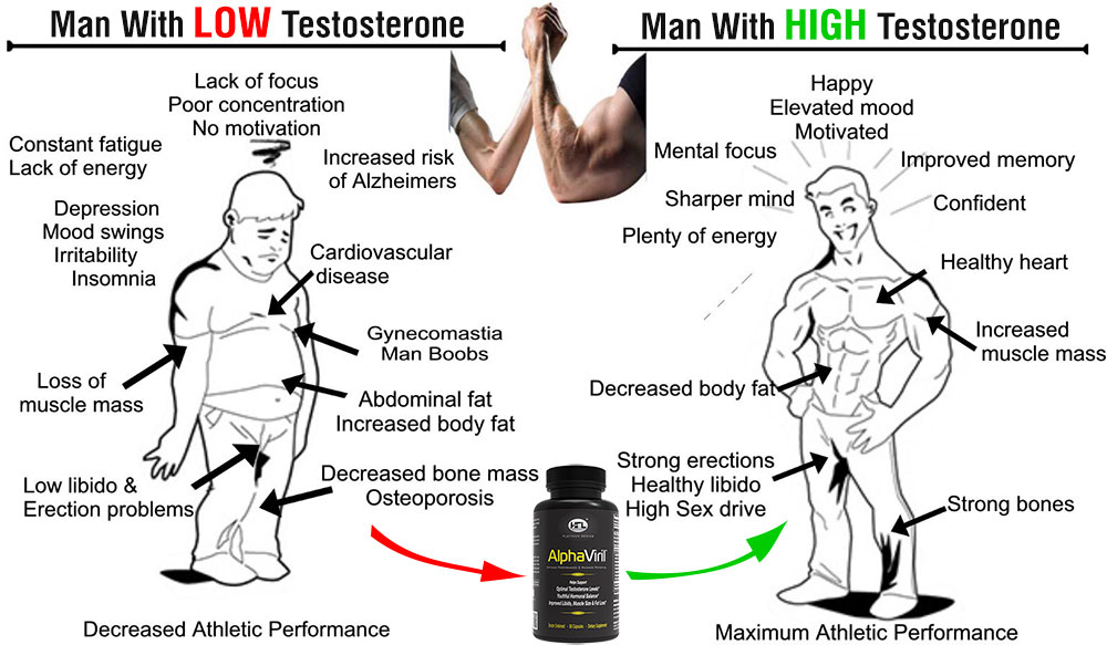 Age Related Testosterone Decline