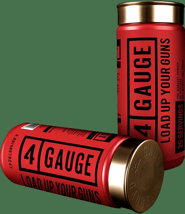 4 gauge pre workout