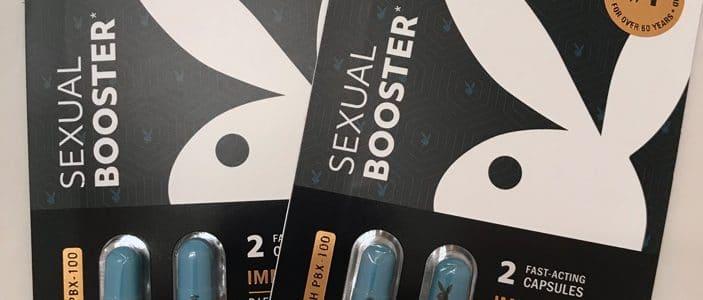 Playboy Sex Booster Pills