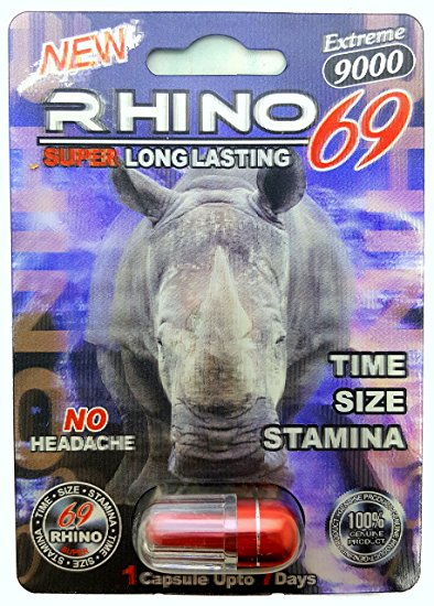 Rhino sex pill alternatives