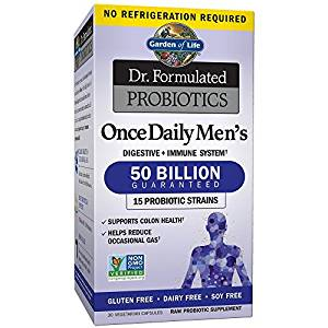 Garden Of Life Probiotics For Men