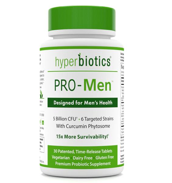 Hyperbiotics Pro-Men