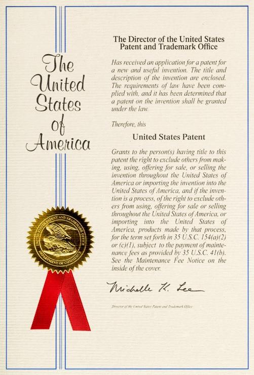 Magnum Ring Patent