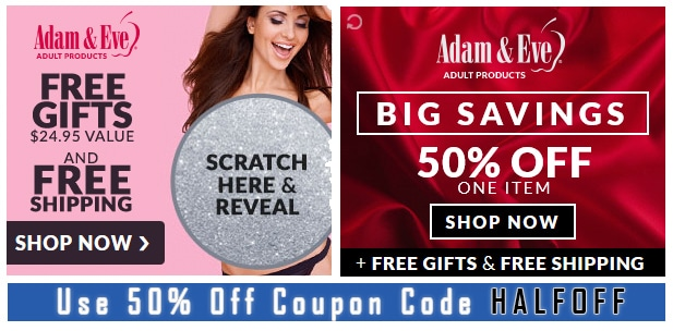 Adam & Eve Coupon Code