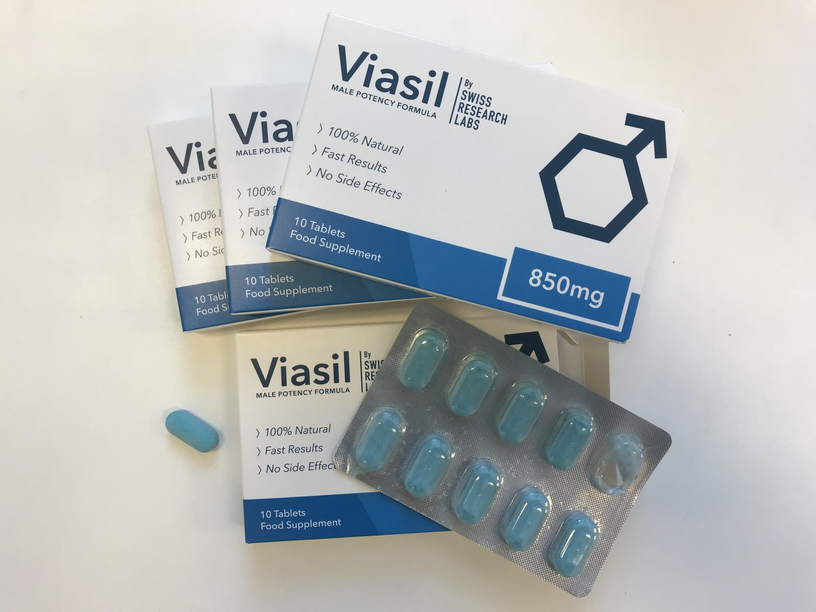 what is viasil