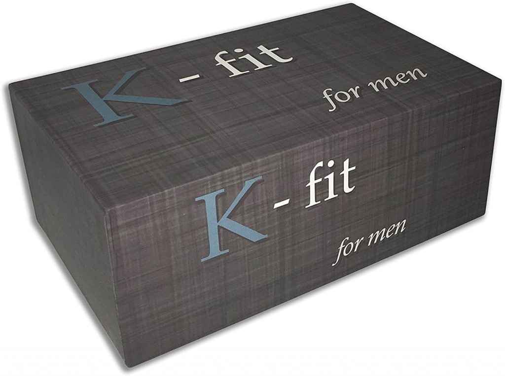 The K-Fit Kegel Toner Is An Easy Way For Guys To Do Kegels